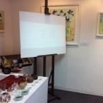 Tea Talk at The Graham Hunter Gallery