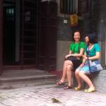 Interviewing in GuangZhou