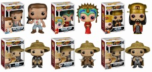 Funko Big Trouble in Little China POP! Group