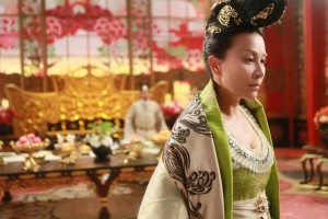 Carina LAU (Hans 刘嘉玲) as Empress WU Zetian