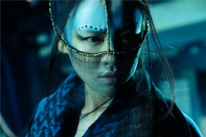 MA Sichun (Hans 马思纯) as Shadow AKA Water Moon